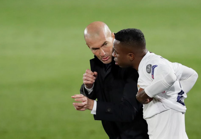 Real vượt ải Inter Milan, HLV Zidane ca ngợi ai? - Ảnh 1.