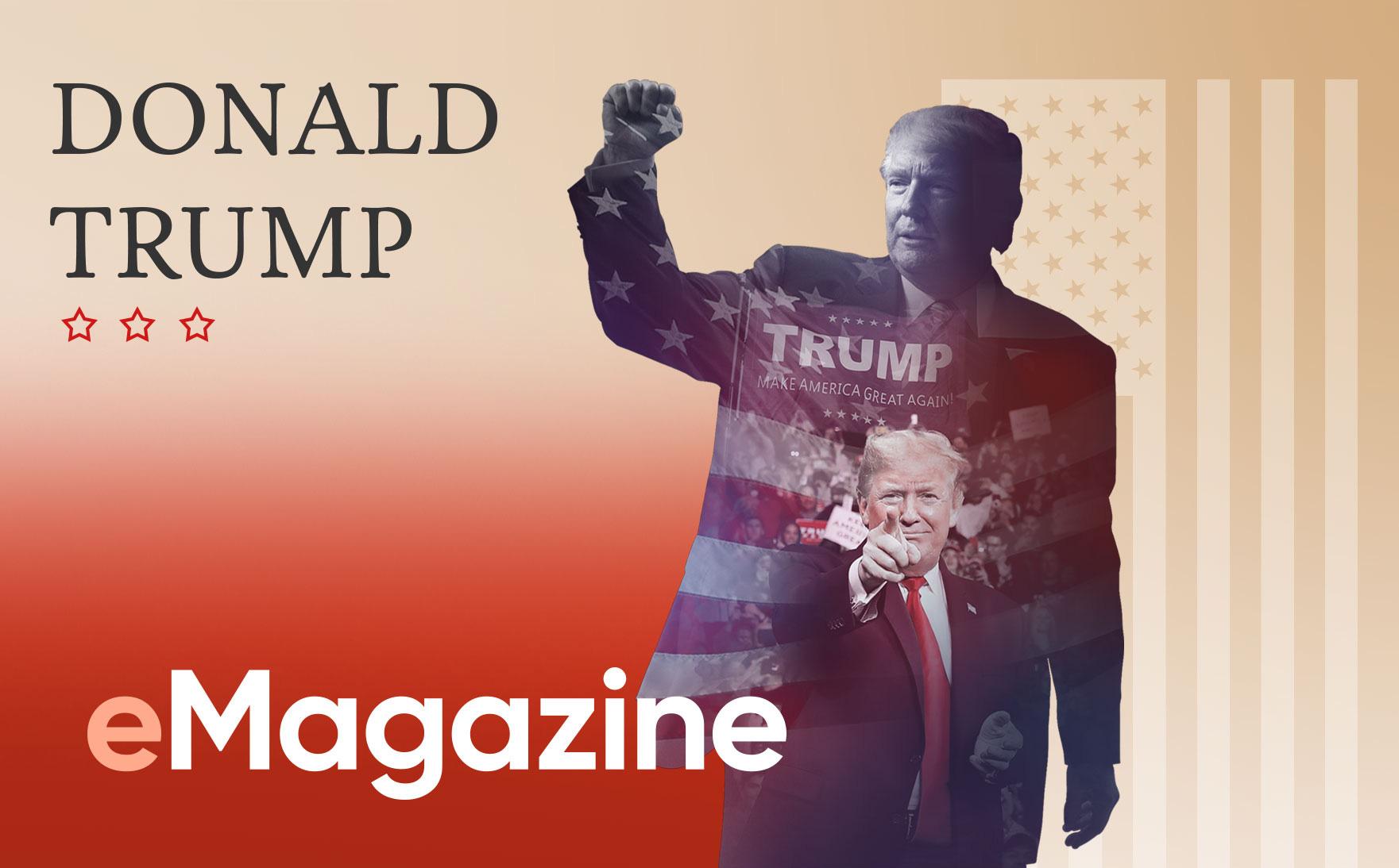 Tạm biệt Donald Trump: Khép lại 4 năm khác biệt trong lịch sử nước Mỹ