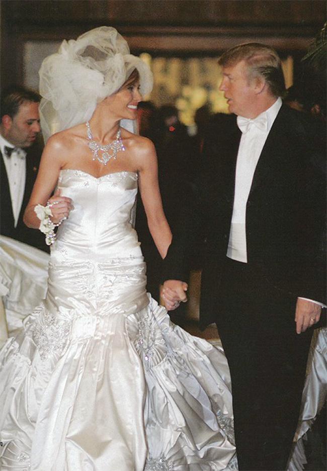 Chụp ảnh khỏa thân, nói 6 ngôn ngữ và những điều ít biết về Đệ nhất phu nhân Melania Trump - Ảnh 5.