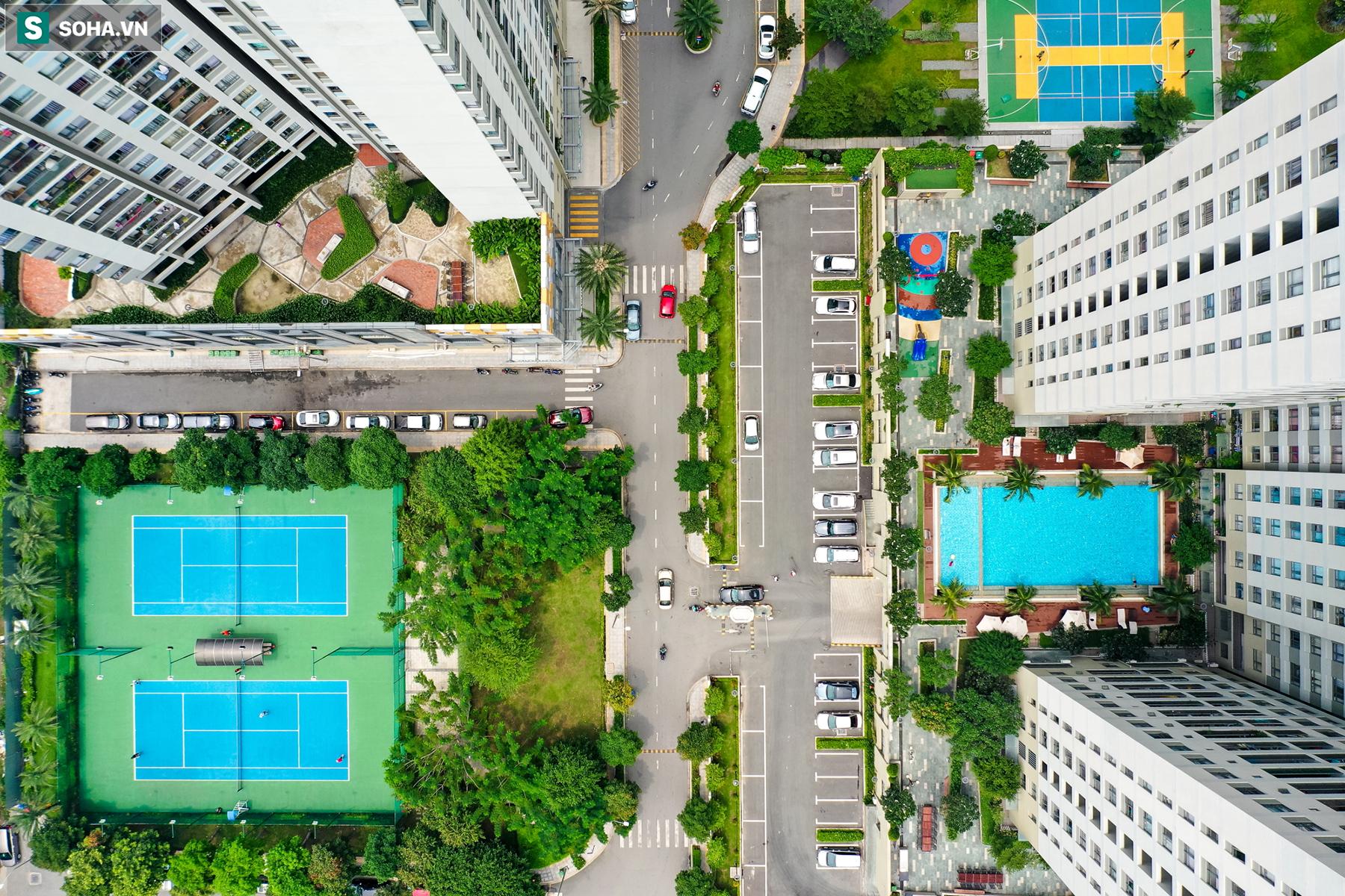 Cao ốc, chung cư vây chặt metro số 1, giao thông khu Đông TP.HCM bắt đầu ngạt thở - Ảnh 13.