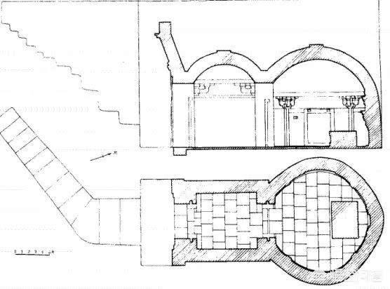 Điều bất ngờ trong lăng mộ trống khiến nhà khảo cổ vò đầu bứt tai - Ảnh 1.