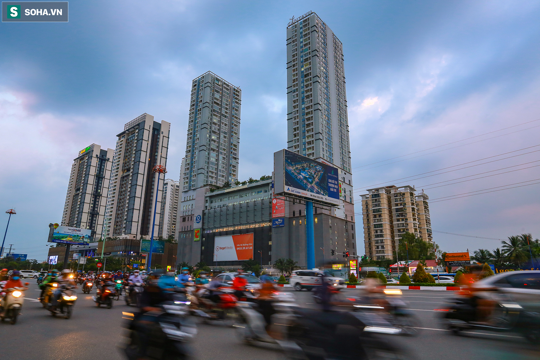 Cao ốc, chung cư vây chặt metro số 1, giao thông khu Đông TP.HCM bắt đầu ngạt thở - Ảnh 18.
