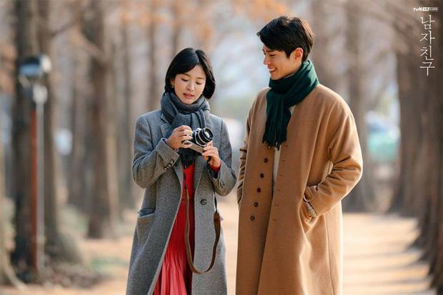 Dân mạng đào lại nguyên nhân ly hôn của Song Joong Ki - Song Hye Kyo qua tin nhắn xin lỗi của bố chồng - Ảnh 4.