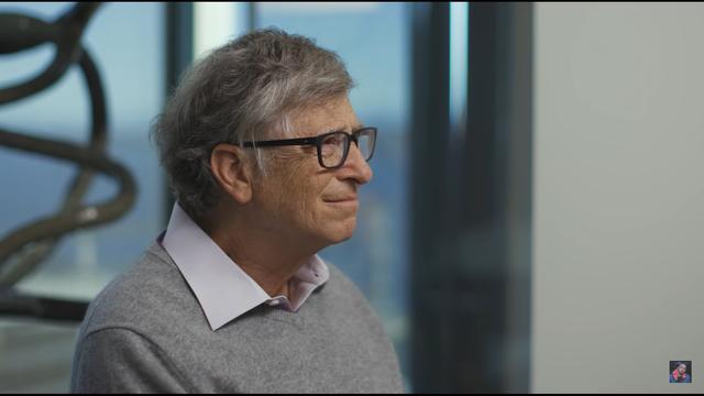Tỷ phú Bill Gates sẽ trả lời các câu hỏi phỏng vấn tuyển dụng như thế nào? Chỉ 30 giây thôi nhưng đủ để gây ấn tượng, nghe mà muốn tuyển luôn - Ảnh 2.