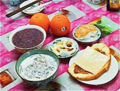 Nhìn 3 bữa ăn của Quốc y Đại sư TQ 84 tuổi, cư dân mạng bình luận: Sống thọ là đúng! - Ảnh 3.