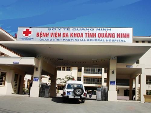 Cách ly Khoa hồi sức cấp cứu BV Đa khoa tỉnh Quảng Ninh - Ảnh 1.