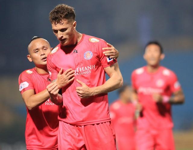 Xác định 3 CLB Việt Nam tham dự cúp châu Á 2021 - Ảnh 1.