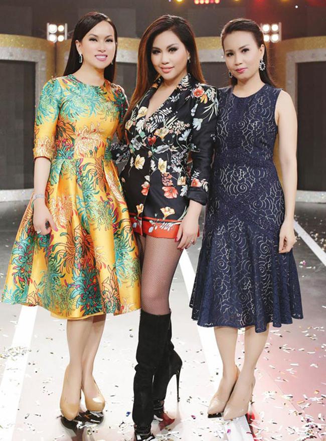 Tại sao Cẩm Ly, Minh Tuyết không dám hát chung với em gái Hà Phương? - Ảnh 4.