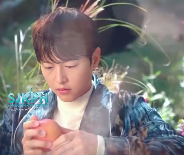 Dân tình đang phát cuồng vì visual của Song Joong Ki sau khi bị chê tơi bời: Trời ơi, nam thần năm xưa đã trở lại rồi! - Ảnh 2.