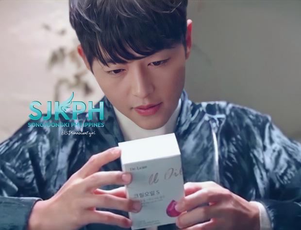 Dân tình đang phát cuồng vì visual của Song Joong Ki sau khi bị chê tơi bời: Trời ơi, nam thần năm xưa đã trở lại rồi! - Ảnh 4.