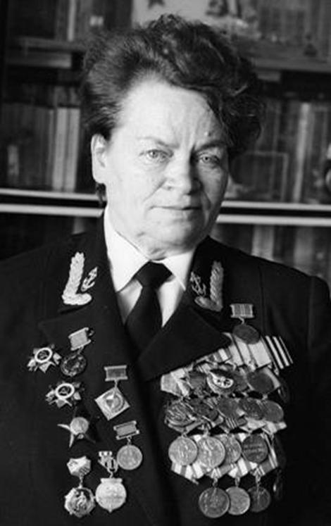 Nữ chỉ huy lính thủy đánh bộ duy nhất của Liên Xô - Ảnh 5.