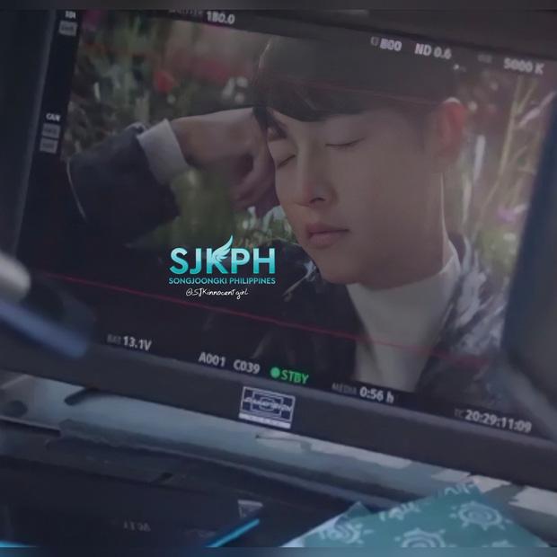 Dân tình đang phát cuồng vì visual của Song Joong Ki sau khi bị chê tơi bời: Trời ơi, nam thần năm xưa đã trở lại rồi! - Ảnh 5.