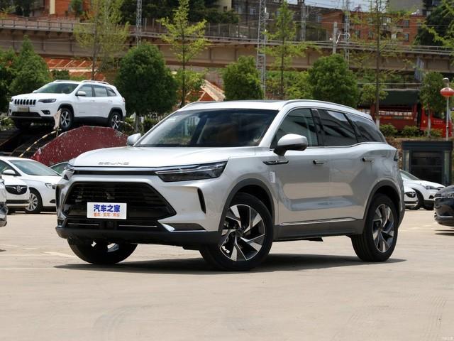 Xe 700 phải cọc 200 triệu, xe Trung Quốc Beijing X7 có đang ảo tưởng tại Việt Nam? - Ảnh 7.