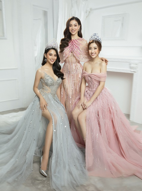 Bà trùm hoa hậu Phạm Kim Dung: Đỗ Mỹ Linh không phải hoa hậu nghèo nhất Việt Nam - Ảnh 4.