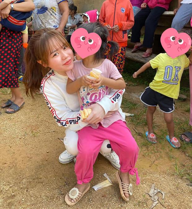 Huỳnh Anh vui vẻ trong lần đầu xuất hiện sau 'phốt' bị tố là Tuesday - ảnh 3