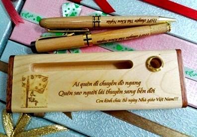 Gợi ý những món quà ý nghĩa tặng thầy cô vào ngày Nhà giáo Việt Nam 20/11 - Ảnh 3.