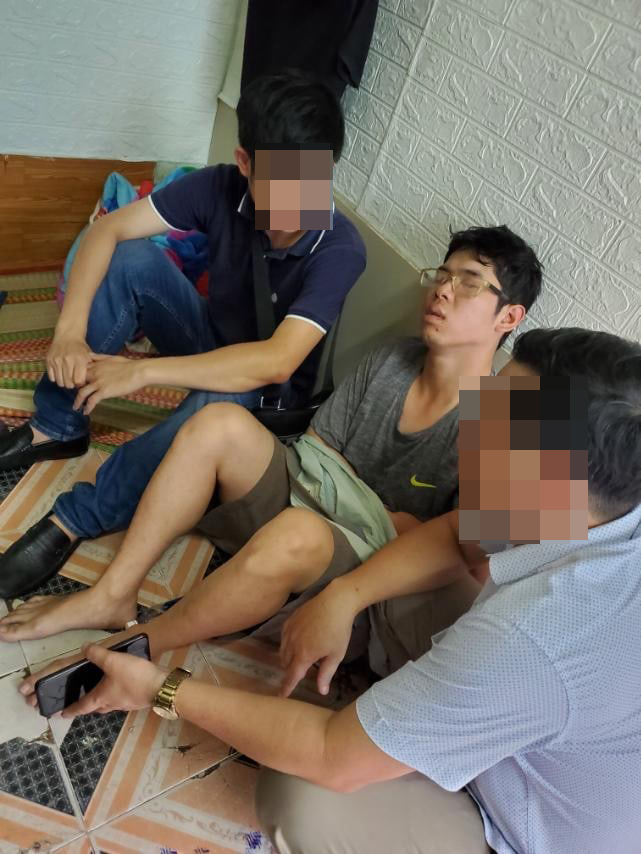 Nghi phạm cướp ngân hàng Agribank ở Đồng Nai bị bắt tại TP.HCM - Ảnh 1.