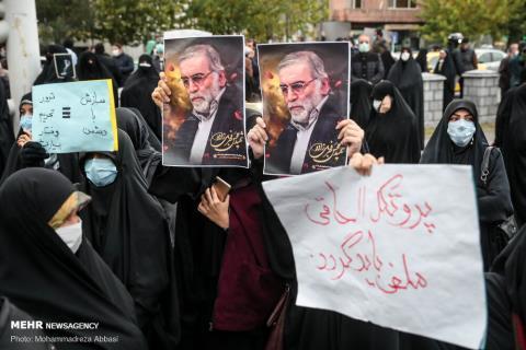 Tình hình Iran rất căng thẳng: UAV vừa sát hại một chỉ huy cấp cao Vệ binh IRGC - Quả bom chiến tranh đã xì khói? - Ảnh 2.