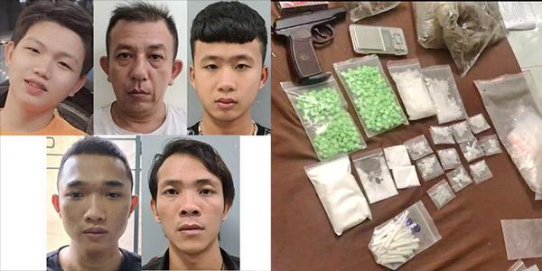 Đấu tranh quyết liệt với tội phạm ma túy ở phố biển Nha Trang - Ảnh 1.