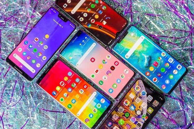 Điện thoại Trung Quốc 'xâu xé' miếng bánh của Huawei - Ảnh 1.