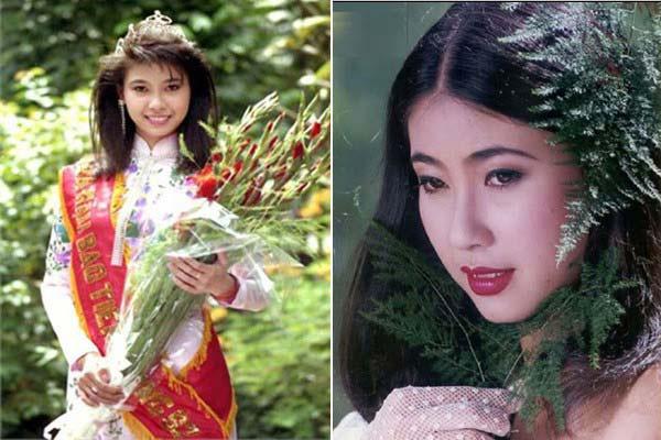Vai diễn táo bạo nhất của một hoa hậu Việt: Khỏa thân trên màn ảnh từ năm 16 tuổi - Ảnh 1.