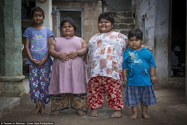 Gia đình nghèo có 3 con bị bệnh béo phì, bố đòi bán thận kiếm tiền cứu chữa từng thu hút sự chú ý của truyền thông thế giới giờ ra sao? - Ảnh 15.
