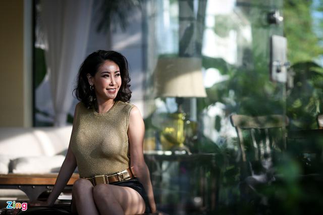 Vai diễn táo bạo nhất của một hoa hậu Việt: Khỏa thân trên màn ảnh từ năm 16 tuổi - Ảnh 4.