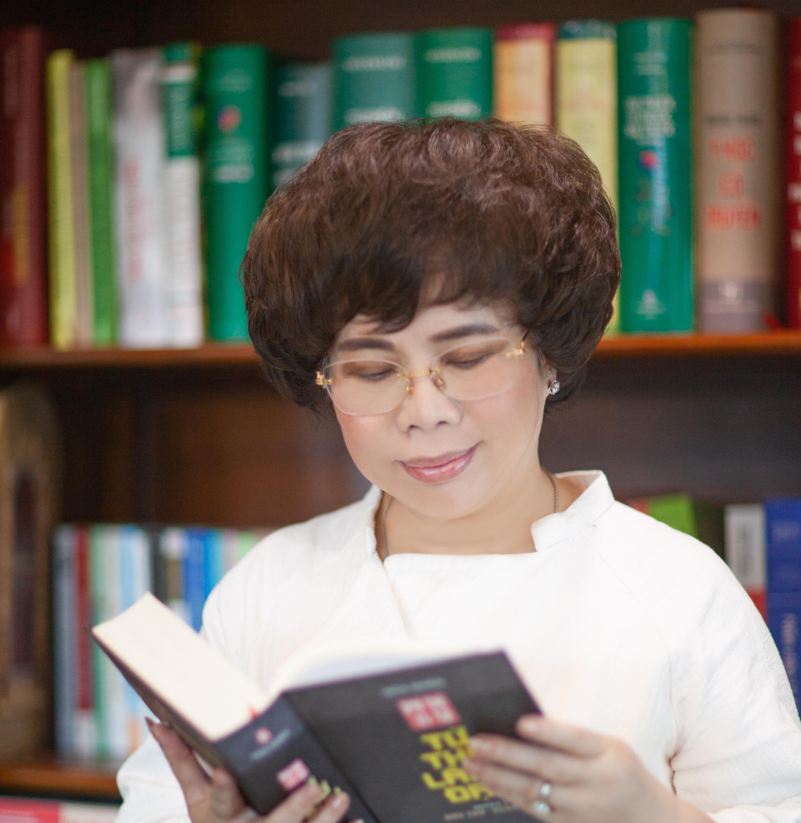3 điều cốt tử giúp Thái Hương trở thành Anh hùng: Dấn thân, trí tuệ, trái tim - Ảnh 14.