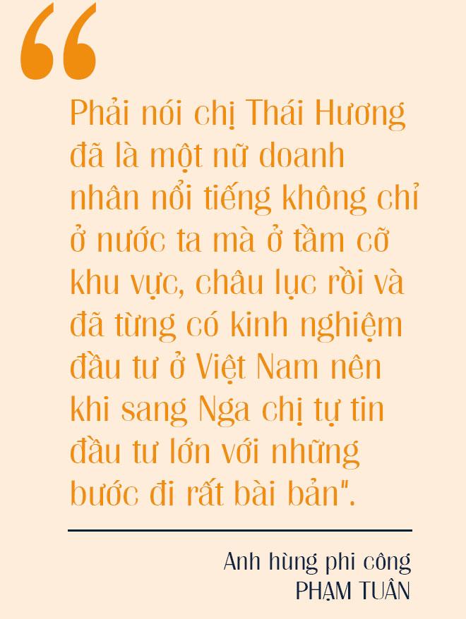 3 điều cốt tử giúp Thái Hương trở thành Anh hùng: Dấn thân, trí tuệ, trái tim - Ảnh 6.