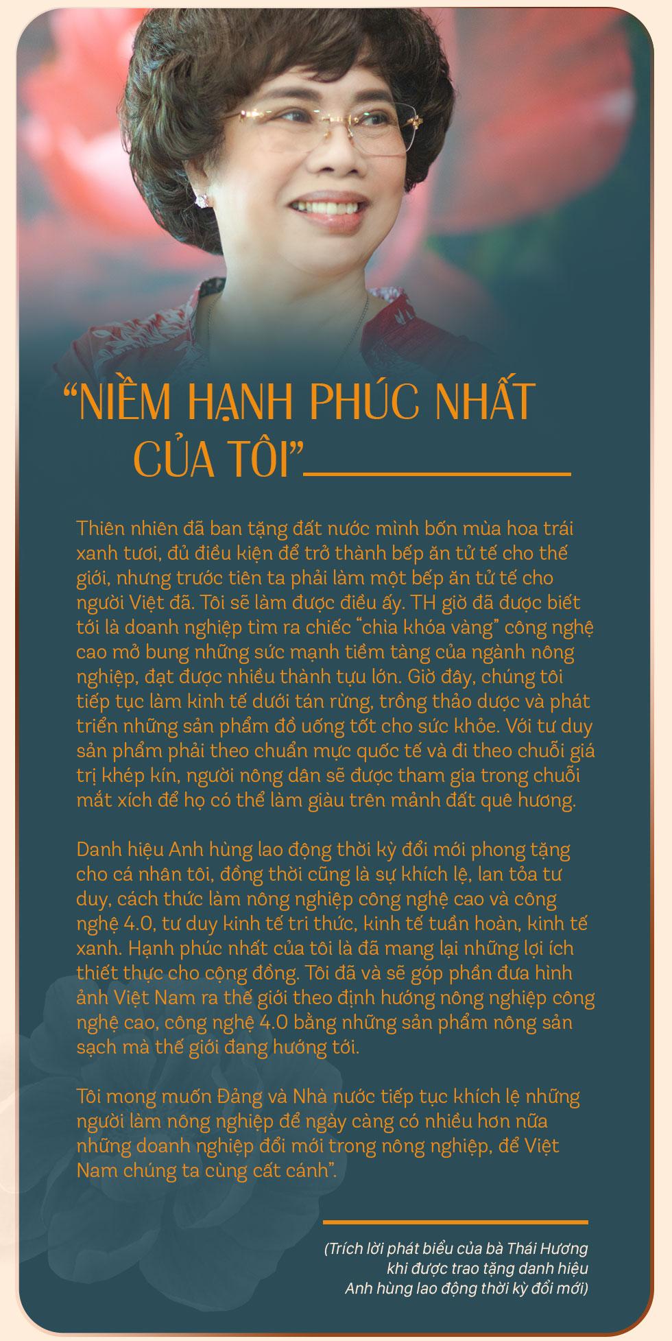 3 điều cốt tử giúp Thái Hương trở thành Anh hùng: Dấn thân, trí tuệ, trái tim - Ảnh 21.