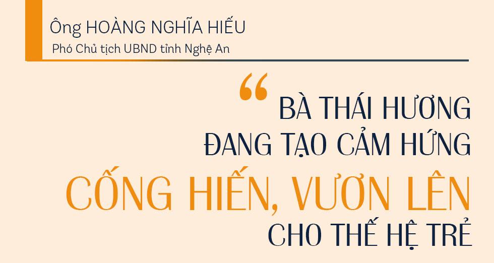 3 điều cốt tử giúp Thái Hương trở thành Anh hùng: Dấn thân, trí tuệ, trái tim - Ảnh 8.