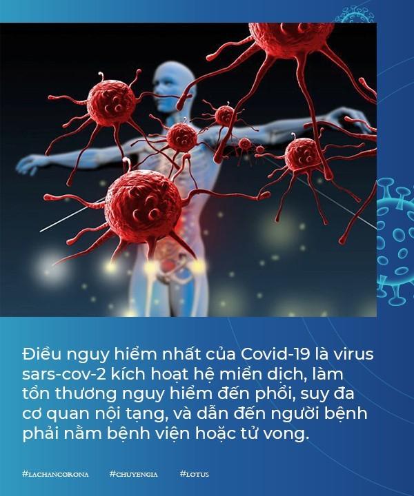 Vaccine Covid-19 và lời giải chung cho ứng phó đại dịch tại các nước - Ảnh 2.