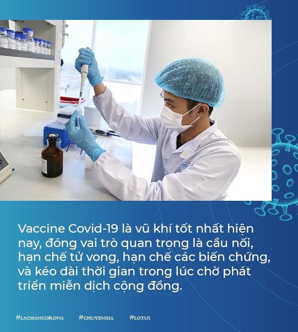 Vaccine Covid-19 và lời giải chung cho ứng phó đại dịch tại các nước - Ảnh 4.
