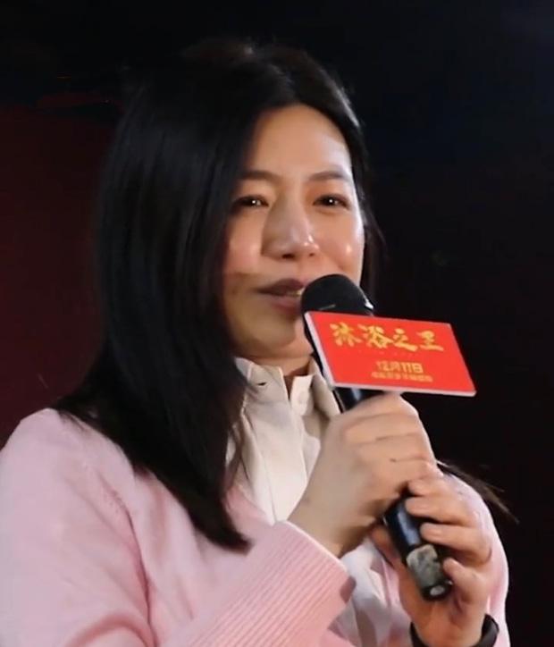 Lâu không lộ diện, Trần Nghiên Hy khiến Cnet ngỡ ngàng khi tăng cân và lộ vòng eo lớn làm rộ tin đồn bầu lần 2 - Ảnh 1.