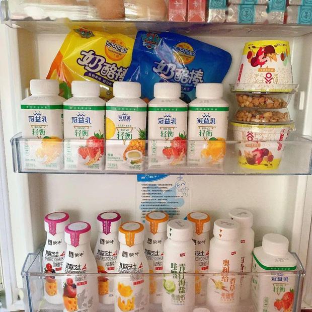 Hội FA xứ Trung khoe tủ lạnh: Người dùng bảo quản chăn bông và ô tô đồ chơi, kẻ lấy chỗ tích trữ đồ ăn cho quàng thượng - Ảnh 7.