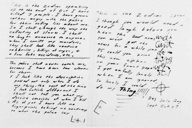 Sau 51 năm, mật thư của kẻ sát nhân nổi tiếng đã được giải mã, nội dung khiến nhiều người rùng mình - Ảnh 4.