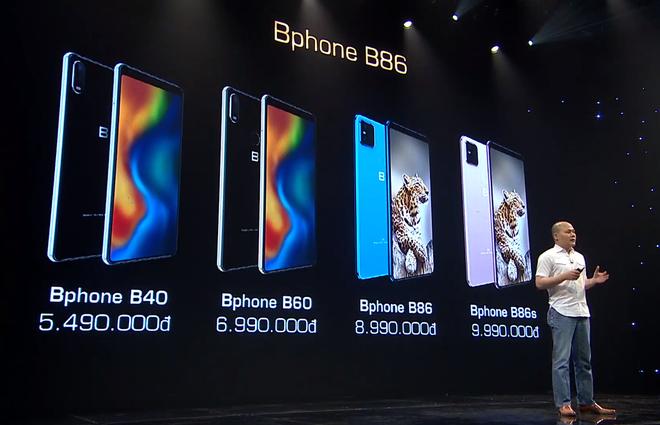 Vì sao điện thoại Bphone không giảm giá và không cần giảm giá? - Ảnh 2.
