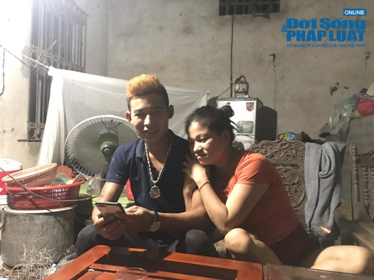 Cuộc sống khó khăn của cặp đũa lệch vợ 43 tuổi, chồng 21 tuổi ở Hưng Yên sau hơn một năm kết hôn - Ảnh 1.