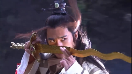 Kiếm hiệp Kim Dung: Năm thanh bảo kiếm lợi hại nhất võ lâm - Ảnh 2.