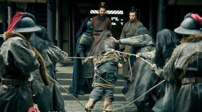 Đoạt mạng Lã Bố, tại sao Tào Tháo không cho chém luôn như những kẻ thù khác mà lại treo cổ đến chết rồi mới xử chém? - Ảnh 4.