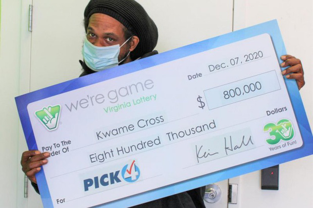 Mua liền 160 tờ vé số vì tin vào linh cảm, người đàn ông vỡ òa với giải thưởng lên tới 18,5 tỷ đồng! - Ảnh 1.
