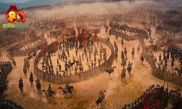 Bát trận đồ của Gia Cát Lượng, đỉnh cao dàn trận trong lịch sử quân sự - ảnh 6
