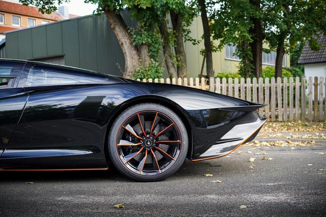 Buôn siêu xe lời bạc tỷ: McLaren Speedtail lên sàn xe cũ với giá gấp đôi xe mới - Ảnh 2.