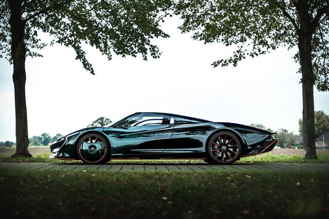 Buôn siêu xe lời bạc tỷ: McLaren Speedtail lên sàn xe cũ với giá gấp đôi xe mới - Ảnh 4.
