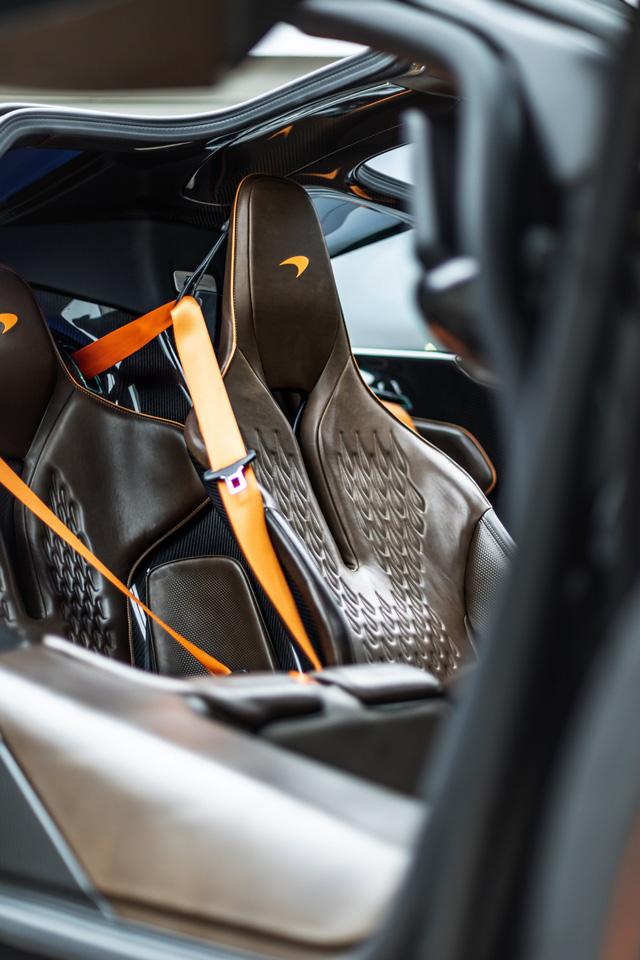 Buôn siêu xe lời bạc tỷ: McLaren Speedtail lên sàn xe cũ với giá gấp đôi xe mới - Ảnh 6.