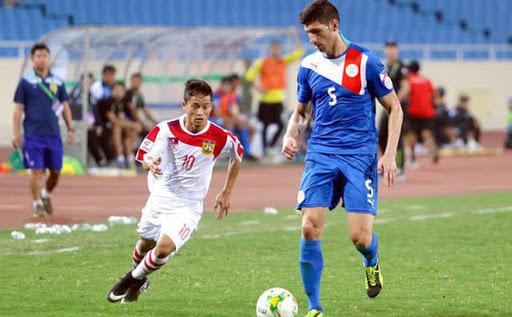 """""""Messi Lào"""" bật đèn xanh để được sang HAGL đá cặp với Công Phượng dưới trướng Kiatisuk - Ảnh 1."""