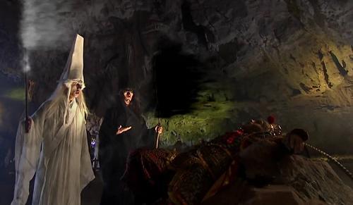 Lý do Tôn Ngộ Không có thể đi lại giữa địa ngục và dương gian - Ảnh 2.