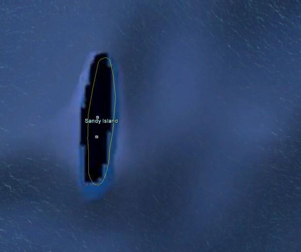 Những địa điểm kỳ lạ được phát hiện bởi Google khiến con người phải kinh ngạc - Ảnh 1.