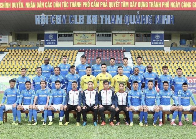 Than Quảng Ninh bổ nhiệm thuyền trưởng mới thay HLV Phan Thanh Hùng - Ảnh 1.