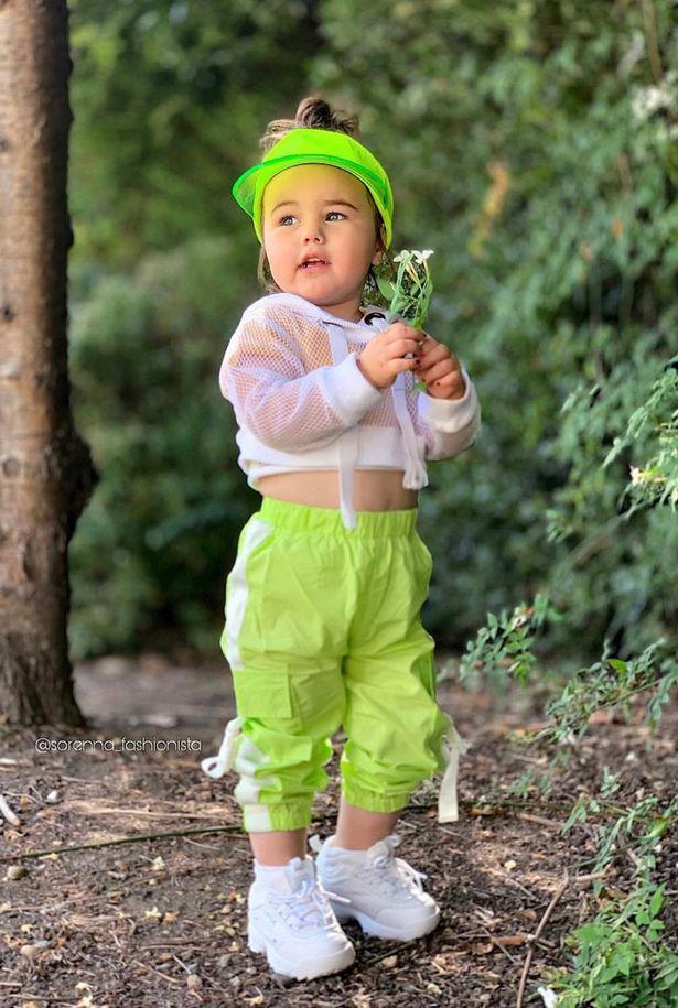 Mẹ trẻ chi hơn 600 triệu đồng sắm quần áo hàng hiệu cho con gái 3 tuổi - Ảnh 3.